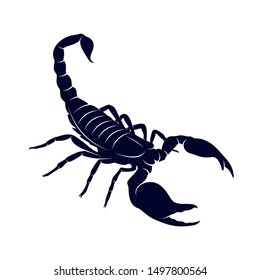 Tribal Scorpion Tattoo Images Stock Photos Vectors Shutterstock