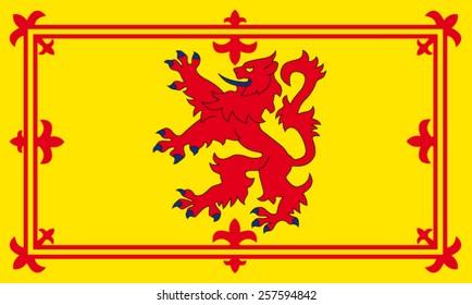 scotland rampant lyon