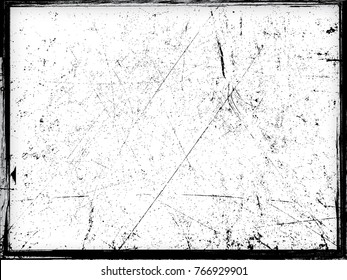 Scratch Grunge Urban Background.Texture Vector.Dust Grainy Distress Grain ,Simply Place illustration over any Object to Create grungy Effect .abstract,splattered , dirty,poster for your design.