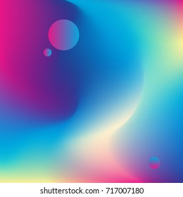 Screen Phone X Abstract Vector Background