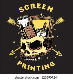 screen printing tools