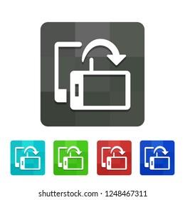 Screen Rotation - App Icon