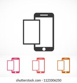 screenshot icon vector