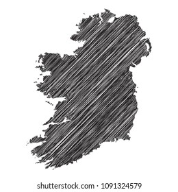 Sketch Map Of Ireland.Republic Of Ireland Map Images Stock Photos Vectors Shutterstock