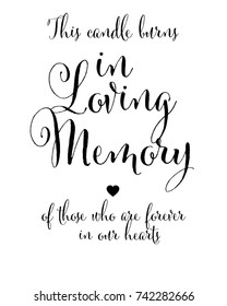 image about In Loving Memory Free Printable called Ilustraciones, imágenes y vectores de inventory sobre Memory
