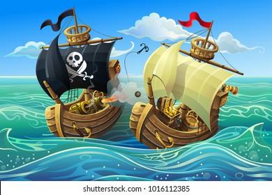 Pirate Images, Stock Photos & Vectors | Shutterstock