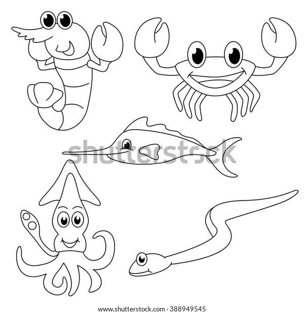 Ocean Life Preschool Lesson Plans Activities For Kids Coloring ... | 620x600