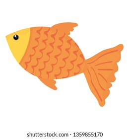 sea fish pet icon