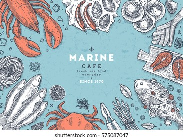 Vectores, imágenes y arte vectorial de stock sobre Delicious Food