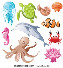 Sea life