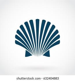 sea shell blue logo