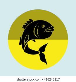 seafood dinner design