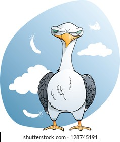 Seagull character