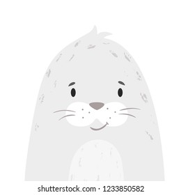Christmas Seal Animal Images, Stock Photos & Vectors | Shutterstock