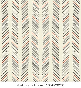 Seamless abstract colorful striped pattern. Seamless herringbone pattern. Endless background can be used for ceramic tile, wallpaper, linoleum, textile, web page background.
