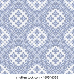 Seamless abstract geometric pattern. Vintage classic texture.