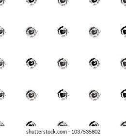 Seamless abstract pattern from spirals.