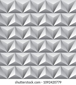 Seamless abstract triangle pattern.