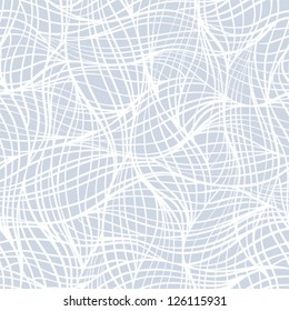 Seamless abstract vector wight pattern � network