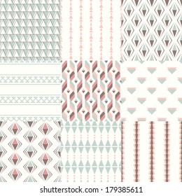 seamless abstract wallpaper pattern