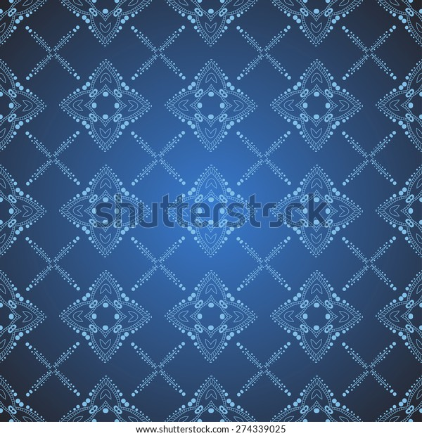 Seamless Abstract Wallpaper Vector Abstract Background Stock