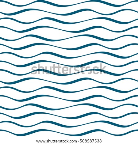 Seamless Abstract Wave Pattern Stock Vector Royalty Free 60 Mesmerizing Wave Pattern