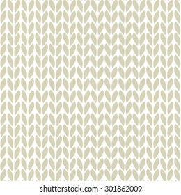 Seamless abstract wheat pattern