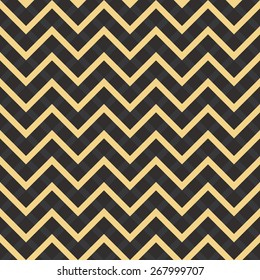 Seamless antique palette overlaying zigzag pattern vector