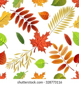 autumn leaves wreath nature symbol vector stock vector royalty free