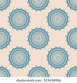 Seamless background with geometric pattern. Wallpaper pattern
