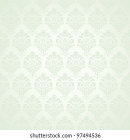 Seamless background green color