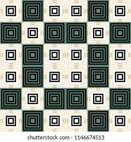 Seamless background, pattern. Technology, cars, business.