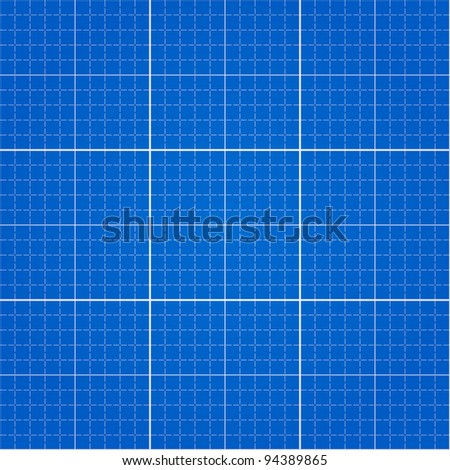 Seamless blueprint background pattern swatch eps stock vector seamless blueprint background with pattern swatch in eps file malvernweather Choice Image