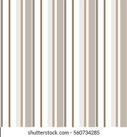 Seamless bright colored pattern with straight, parallel, vertical lines. Vector illustration. Abstract background. Design for fabric, card.