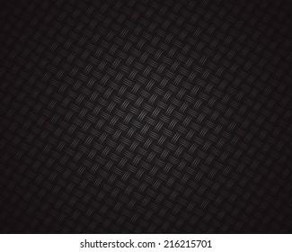 Seamless carbon fiber illustrated background