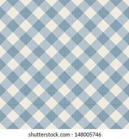 Seamless checkered background. Eps10 vector illustration