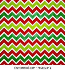 Seamless Christmas Stripe Pattern. Christmas backgrounds diagonal lines pattern.