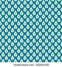 Seamless creative hand-drawn pattern of abstract elements. Vector illustration.