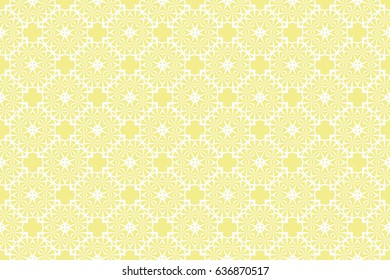Seamless. DECORATIVE geometric ornament. vector illustration. for invitation, background, wallpaper