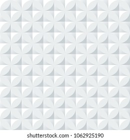 Seamless decorative plaster ceiling pattern, ideal for architecture or interior design magazine backgrounds.