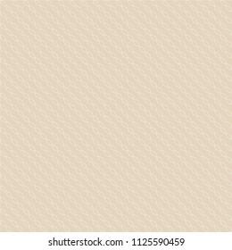 Seamless diagonal line particle pattern vector. Design granule light beige on beige background. Design print for wallpaper, textile, background. Set 6