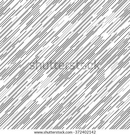 seamless diagonal line pattern vector black stock vector royalty