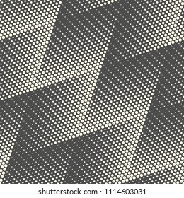 Seamless Dotted Background. Vector Halftone Texture. Abstract Modern Gradient Pattern