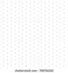 Seamless dotted pattern - minimalistic background.