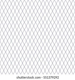 Seamless Fishnet. flat vector illustration on a white background. easy to use
