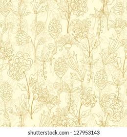 seamless floral paper design
