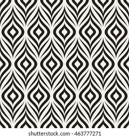 Seamless floral pattern. Stylish repeating texture. Stylized vector texture.