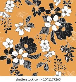 Textile Design Pattern Images, Stock Photos & Vectors