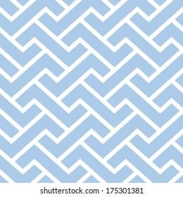 Seamless Fret Tile Background Pattern