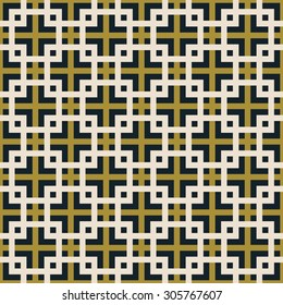 seamless geometric background in art deco style.